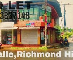 Shops in Near Richmond College