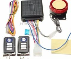 motorbike security alarm system