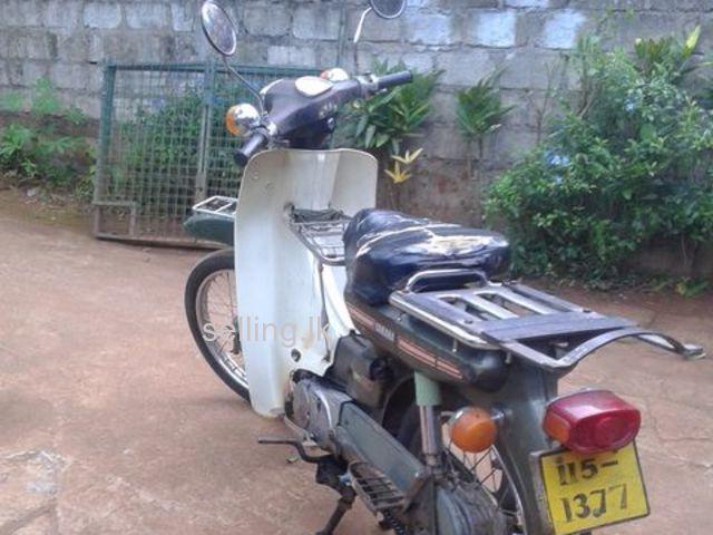 Yamaha mate
