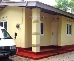 House for lease - RAJAGIRIYA (Ambagaha Junction - Nelum place)