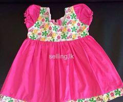 Childre's dresses
