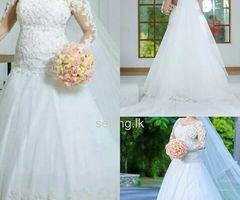 Braidal dress