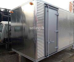 Aluminium Lorry Body
