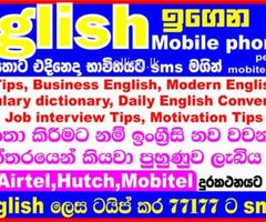 English language learning in Sri lanka