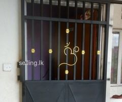 Steel design gates all steelworks and repair