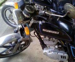 Suzuki GN Bike for sale
