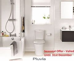 Pluvia Bathroom Fittings