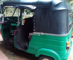 Bajaj | Three Wheeler | 1997 (QUICK SAIL)