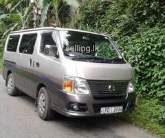 Nissan Caravan VWE 25 for sale