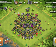 Town Hall 8 Max Bases