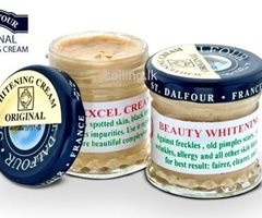 Authentic Dalfour Beauty Gold Seal Whitening Cream