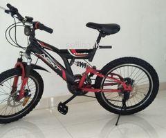 Lumala bike for immediate sale.
