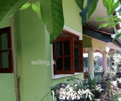 House for sale in ambepussa
