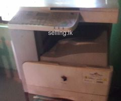 photo copy machine and refrigerators