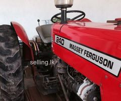 Massey-Ferguson MF 240 Registered Tractor