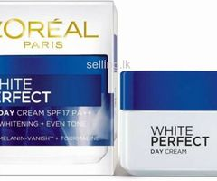 L'OREAL PARIS White Perfect Day Cream