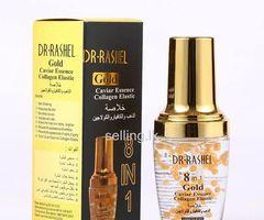 DR.RASHEL Gold Caviar Moisturizing Whitening Essence Collagen Elastin Face Serum