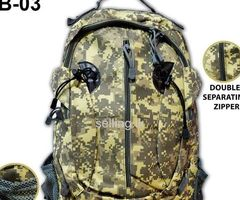 Army Military Tactical Camouflage Backpack