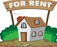 New House for rent in Kiriwatuduwa