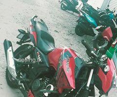 Apache 150 cat light 2013 year
