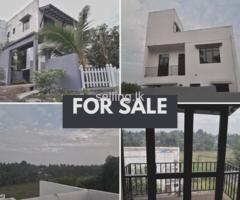 Newly Built 2 story Architect designed Modern house at Kottawa, Pannipitiya.