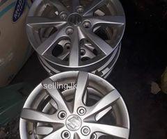 Suzuki Wagon R Alloy Wheels