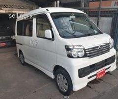 Daihatsu Atrai Wagon Turbo