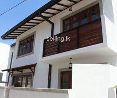 Brand New House for sale in Kadawatha Road, Dehiwala..