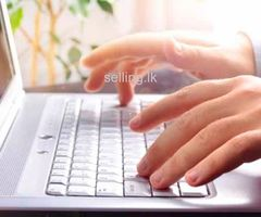 Vacancy for Type Setting /  Computer Training Instructor  / Data Entry