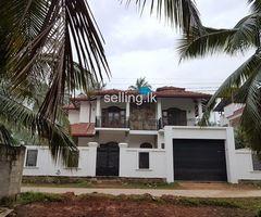 brand new luxury   upstairs house in minuwangada for ren