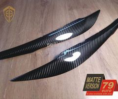 Carbon fiber eyelids BMW 3 F30 F31 F34, M3