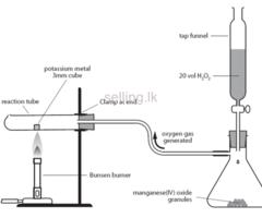 Science -English / Singhala Medium