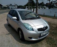 Vitz car for sale