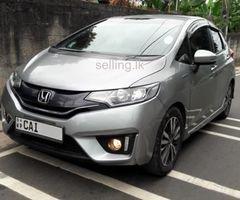 Honda fit gp5 S grade