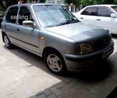 Nissan March K11 for Sale