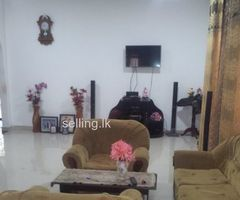 HOUSE FOR SALE IN DELGODA ( MIGAHAWATTA ) MAHENA ROAD