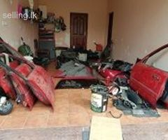 HONDA CRV RD1 PARTS FOR SALE