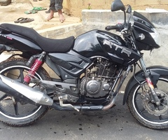 apache RTR motorbike for sale