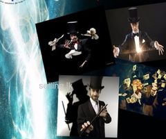 MAGICIAN AND MAGIC SHOWS FOR SALE
