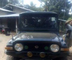 Daihatsu F 50 jeep for sale in Galle