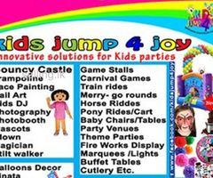 KIDS PARTY PLANING