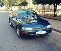 Toyota corolla ce100 for sale in kurunegala
