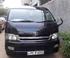 KDH 211 van for sale Dehiwala