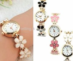Womens Rose Gold Watch
