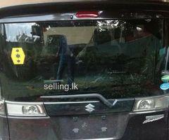 Suzuki Specia  2015 Unregisterd