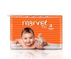 MARVEL BABY DIAPERS