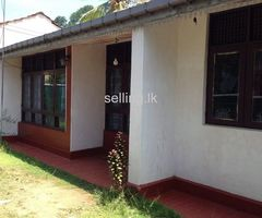 House for Sale in Nittambuwa