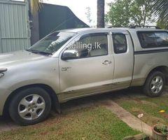 Toyota Hilux vigo smart cab