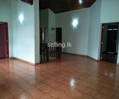 House for rent at Pannipitiya