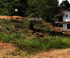 Land for sale  in කුරුඳුවත්ත